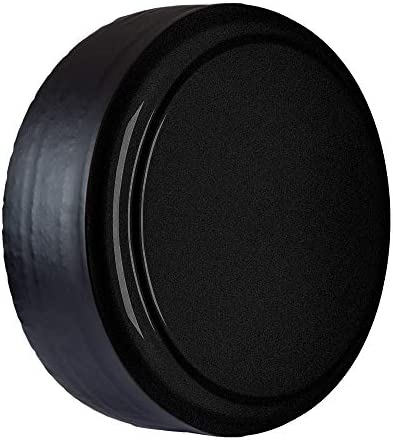 Boomerang リジッドタイヤカバー トヨタRAV4用 - (ハードプラスチック面&ビニールバンド) - ブラックテクスチャ 28