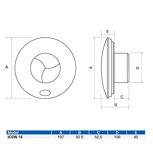 air flow diagram icon standard electrical wiring diagramairflow icon 15s extractor fan low voltage 100mm outlet amazon coairflow icon 15s extractor fan low