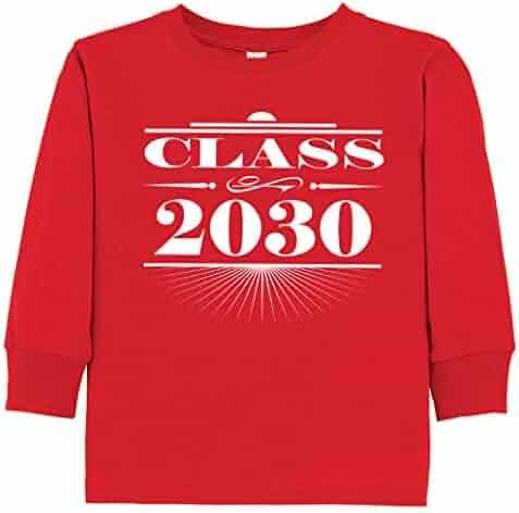 Tenacitee Unisex Art Deco Class of 2035 Sweatshirt