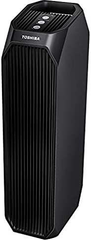 Toshiba feature Smart WiFi Purifier, True HEPA Air Cleaner, Designed for Allergies, Pollen, Pets, Odors, Smoke