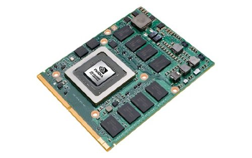 nVidia Quadro FX 2800M Mobile Graphics Card - Nvidia Quadro Fx 1500