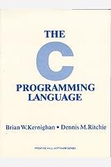 The C Programming Language Paperback