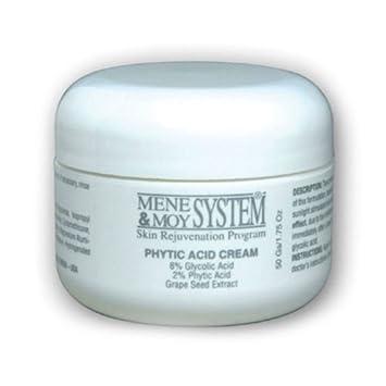 mene and moy phytic acid cream