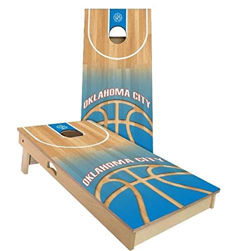 【大放出セール】 Skip's Garage オクラホマシティバスケットボールコーンホールボードセット A. – サイズとアクセサリーを選択 – ボード2枚、バッグ8枚など 2x3 B07N4CBFZY B07N4CBFZY A. 2x3 Boards (Corn Filled Bags)|C.付属品 (2) コーンホールボード ライト A. 2x3 Boards (Corn Filled Bags), 碧南市:6acf4b7a --- arianechie.dominiotemporario.com