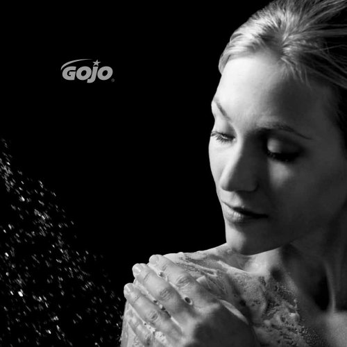 GOJO Conditioning Shampoo and Body Wash - ad
