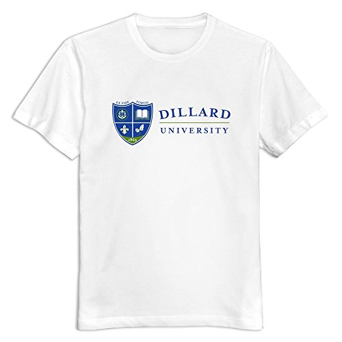 white-dillard-university-100-cotton-t-shirts-for-size-s
