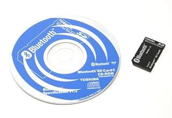 Toshiba PA3370U-1BTM Bluetooth SD Card III (Version 1 2