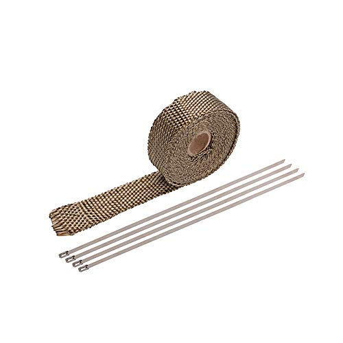 Bestselling Exhaust Heat Wrap Matting & Sleeving
