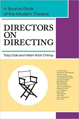 Directors on directing a source book of the modern theatre toby directors on directing a source book of the modern theatre toby cole helen krich chinoy 9781626549609 amazon books fandeluxe Choice Image