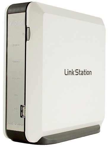 Buffalo LinkStation 160 GB Network Attached Storage HD-H160LAN