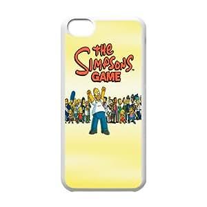 iPhone 5C Phone Case The Simpson WC-C29819