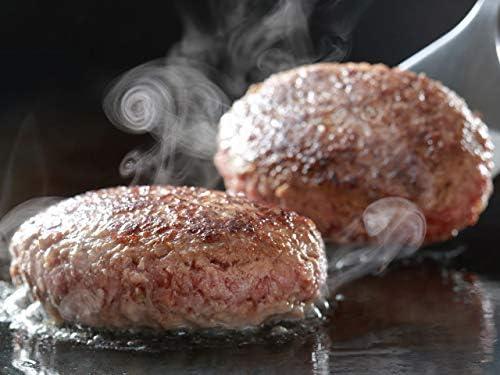 【米沢牛卸 肉の上杉】米沢牛合挽きハンバーグ(150g x 6個入)ご自宅用