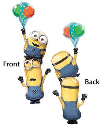 Minions Stacker Balloon (Each) -