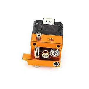 FYSETC 3D Printer MK8 Extruder Parts Right/Left Hand Aluminum Alloy Frame Block DIY Kit for Reprap Prusa i3 MaketBot by Fuyuansheng