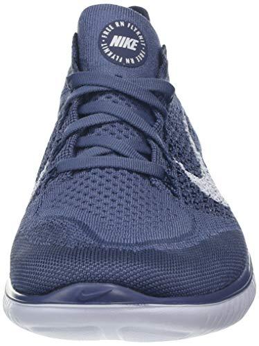 De Free Blue Grey Rn football thunder diffused Zapatillas 404 Blue Nike Para 2018 Multicolor Flyknit Hombre Running UTdxwX