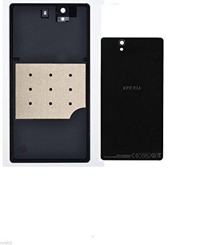 Black Back Battery Door Cover For Sony Xperia Z LT36i LT36H L36H C6603 C6602 ~ USA