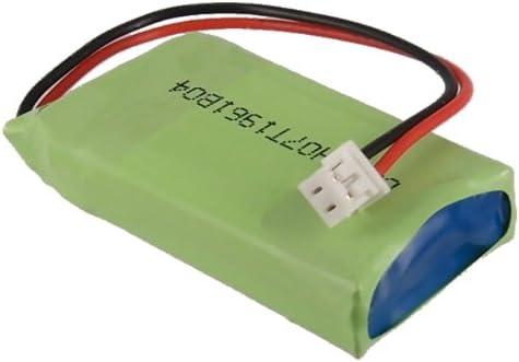 Dog Trainer vhbw Batteria Compatibile con Dogtra 1600 Transmitter 1100NC Transmitter 1200 Transmitter Collare per Cani 700mAh, 7,2V, NiMH