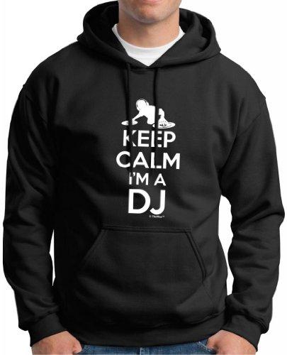 Keep Calm Premium Hoodie Sweatshirt