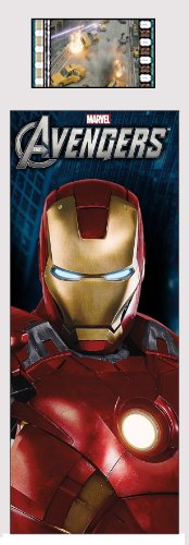 Trend Setters Ltd The Avengers S1 Film Cell Bookmark (Marvel Film Cell Bookmark)