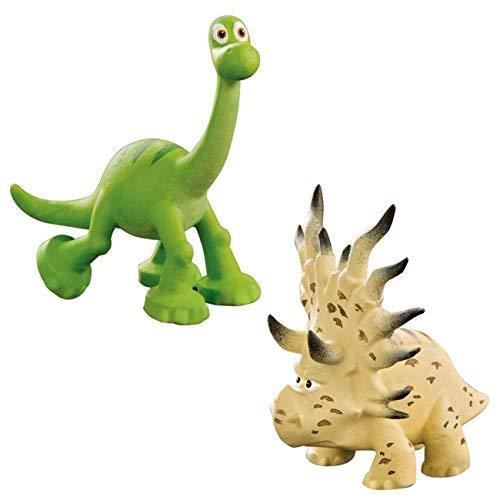 Stomp /& Chomp Heroes Figures Characters Velociraptor Dino Dispenser 5 Pack Bundle HW Retro Entertainment Play Jurassic Pack Matchbox Submarine /& Good Dinosaur Arlo Figures
