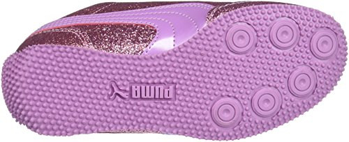 Grape Sneaker Whirlwind Glitz Grape Kids' V Puma smoky Smoky wf86qWI