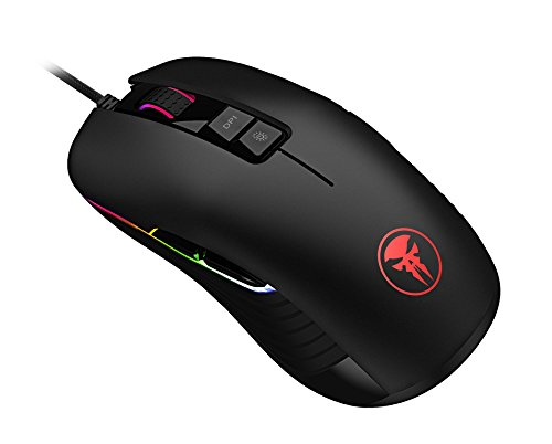 Gaming Mouse, USB Wired Gaming Mice with DPI, Ergonomic Gaming Mouse for Computer Laptop PC (Black 1)
