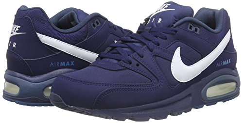 meilleures baskets 2a837 8eba5 NIKE Air Max Command, Men's Low-Top Sneakers, Blue (Midnight ...