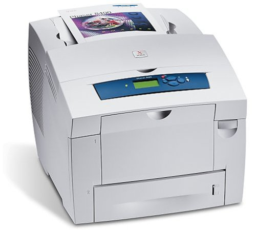 - Xerox Phaser 8400/N Solid-Ink Color Printer