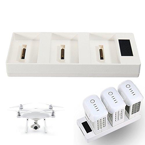 LaDicha Inteligente Multi Cargador de batería Hub de Carga para ...