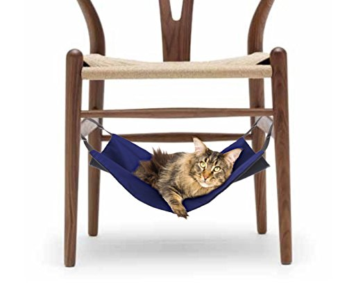 Namsan Cat Hammock, Cage Hammock,Waterproof,Blue