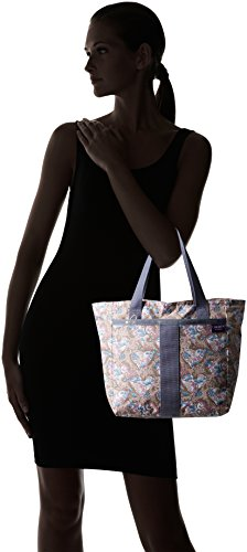 LeSportsac Liberty X Essential Small Everyday Tote, Amy Jane Lilac by LeSportsac (Image #6)