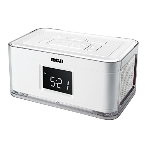 RCA Alarm Clock Multicolor Fashion