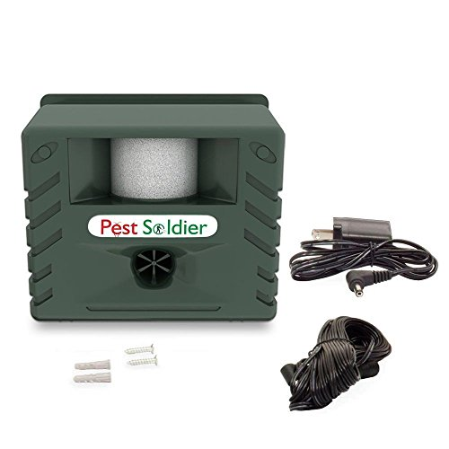 Pest Soldier 6 In 1 Sentinel Outdoor Electronic Pest
