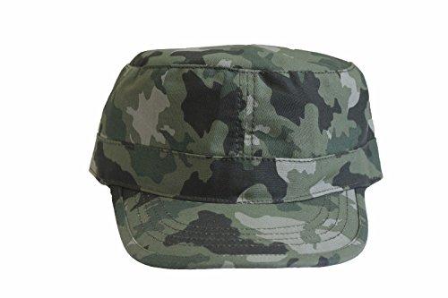 Camo 3 Army Military Patrol Cadet Baseball Cap Men Summer Women Cotton Hat