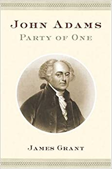 Book John Adams: Party of One
