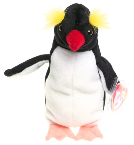 Amazon.com  TY Beanie Baby - FRIGID the Pengiun  Toys   Games 04eec4c4b87