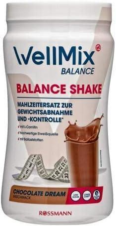 Mahlzeitersatz zur Gewichtsabnahme - Balance Shake - Geschmack Chocolate Dream - 350g
