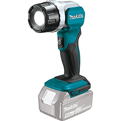 Makita DML808 18V LXT Lithium-Ion Cordless Adjustable Beam L.E.D. Flashlight, Flashlight Only