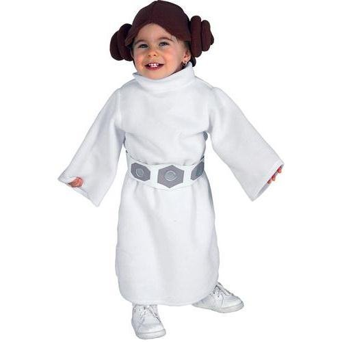 Baby Girl Princess Leia Star Wars Costume