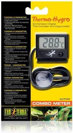 (Exo Terra Digital Thermometer)