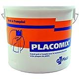 placo enduit s chage en p te pour joints pi ces humides placomix hydro 15kg a83580011. Black Bedroom Furniture Sets. Home Design Ideas