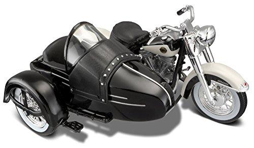 Maisto 32420 Harley-Davidson Servi-Car/Sidecar Variable Style Diecast Vehicle (1:18 (18 Diecast Harley Davidson Motorcycle)