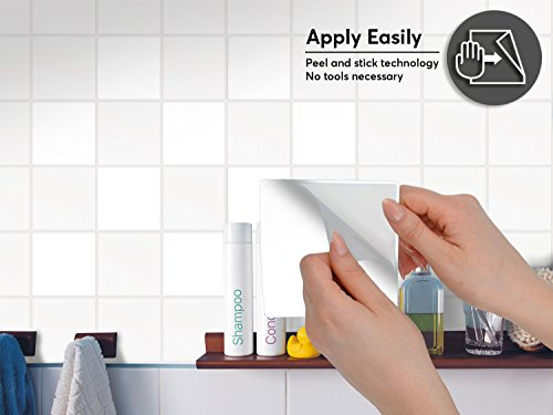 Piastrelle adesive cucina moderni | Adesivi murali per Piastrelle ...