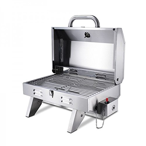 Thor kitchen portable stainless steel bbq grill gas