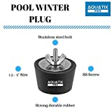 "Aquatix Pro Pool Winterizing Plug Premium 1.5"" to"