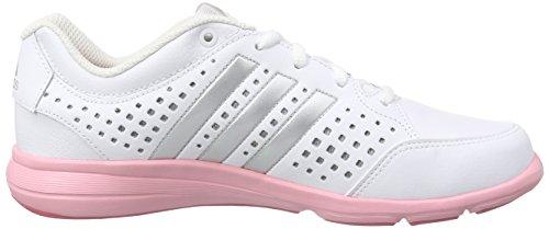 De Arianna Mujer Zapatillas Para Rosa Adidas Cross Training Plata Iii Blanco wxUdtR