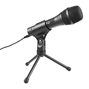 Audio-Technica AT2005USB Cardioid Dynamic USB...