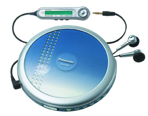 Panasonic SL-CT700 Portable CD Player