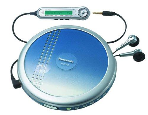 Panasonic SL-CT700 Portable CD Player