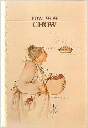 Elizabeth warren pow wow chow book